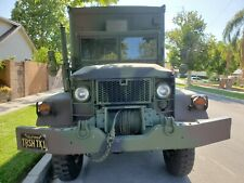 M109a3 Camper Conversion for Overland Camping