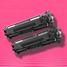 2P Non-OEM Alternative BLACK TONER for HP CC530A 304A LaserJet CP2025dn CP2025x