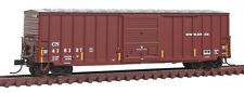 N Atlas ACF 50' Precision Design Rib-Side Boxcar Canadian National  50001288