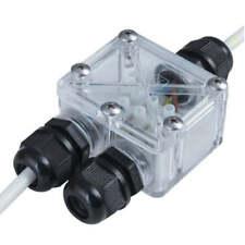 Kabelverbinder Verteiler 3-fach Dosenmuffe Verbindungsbox 3-polig IP67
