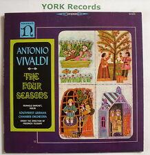 H-71070 - VIVALDI - The Four Seasons BARCHET - Excellent Condition LP Record