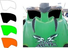 ARCTIC CAT 500 sno pro snopro chassis race sled HEADLIGHT DECAL STICKER 1