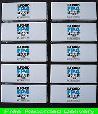 ILFORD Fp4 120 Black and White Roll Film