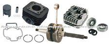 Kit moteur Cylindre Piston Culasse Vilebrequin roulement joints PIAGGIO Typhoon