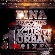 Pina Records Present #1 Exclusive Urban Remixes by Various Artists (CD,...