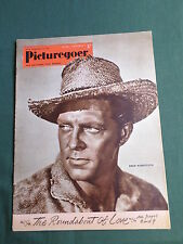 PICTUREGOER - VINTAGE FILM MAG- JIMMY DURANTE - KAY KENDALL - 24 MAY 1952