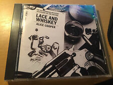 "Alice Cooper ""Lace and Whiskey"" JAPAN cd WPCP-3494"