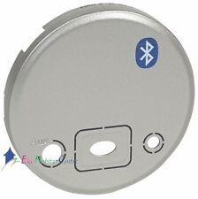 Enjoliveur interface Bluetooth Céliane titane Legrand 68518