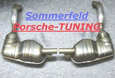 Porsche 987 + S Boxster Cayman Auspuff MK1 98711311702 + 98711311803