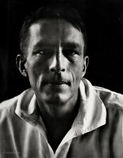 1928/63 Vintage ROBINSON JEFFERS Portrait Poetry Literature Art ANSEL ADAMS 8x10