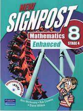 New Signpost mathematics enhanced 8 stage 4