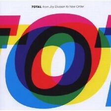 "NEW ORDER/JOY DIVISION ""TOTAL"" CD NEU"