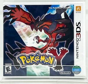 Pokemon Y - Nintendo 3DS - Brand New   Factory Sealed