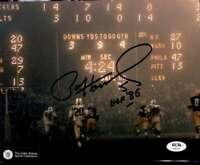 Paul Hornung PSA DNA HOF 86 Signed Green Bay Packers 8x10 Autograph Photo
