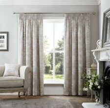 Rideaux à motif Floral polyester pour la maison