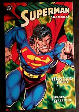 1994 SUPERMAN Doomsday: HUNTER/PREY #2 DC UNIVERSE NM MN Near Mint Comic Book