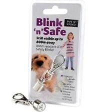 Blink 'n' Safe Water Resistant LED Safety Blinker ~ VISIBLE UP TO 800m AWAY!
