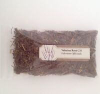 1 oz. Valerian Root C/S (Valeriana Officinalis) <28 g / .063 lb> Dried
