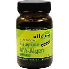 AFA ALGEN 250 mg blaugrün Tabletten 120 St PZN 744456