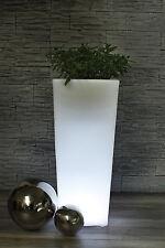 beleuchteter Blumenkübel LED Blumentopf Pflanzkübel Sektkühler Lampe Leuchte