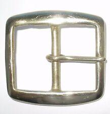 1.75 pollici 45MM SOLIDO CAST ottone pieno fibbia della cintura
