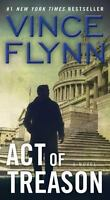 Act of Treason  by Vince Flynn a Mitch Rapp paperback book FREE USA SHIPPING an