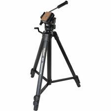 Velbon Videomate 638 Aluminium Tripod + Fluid Panhead Quick Release QB-6RL, Case