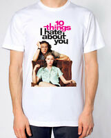 Short Sleeve Small to Extra-Large. Marlon Brando and Cat T-Shirt 100/% Cotton