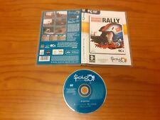 Richard Burns Rally PC !!! RARE !!!