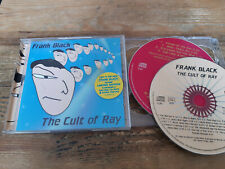 CD Indie Frank Black - The Cult Of Ray / Ltd Ed. + CD (13+ Song) SONY DRAGNET jc