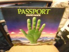 PASSPORT Hand Made [German Import] LP 1973 Atlantic Records VG+