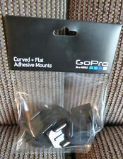 GOPRO CURVED AND FLAT ADHESIVE MOUNTS NEW IN PACKAGE
