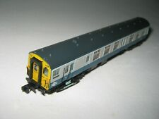 More details for n gauge graham farish 4cep emu powercar s6138 in blue/grey livery