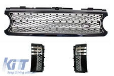 Range Rover Vogue III L322 Front Grille + Side Vents Autobiography Supercharged