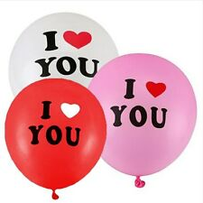 Wedding Balloons I Love You Wedding Decorations Balloons Valentines Day Gift