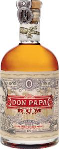 Don Papa Rum 40% vol. (1x 0,7l)