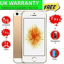 Apple iPhone SE 64GB  All Colours Unlocked Smartphone + ACCESSORIES