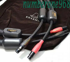 1.5M High End Kharma Supreme Reference KIC-SR-1B XLR cable Balanced audio cable