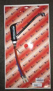 CARAVAN / MOTORHOME - Reich Kama Long Spout Mixer Tap- Chrome Effect - 2067