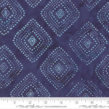 MODA Fabric ~ LATITUDE BATIKS ~ by Kate Spain (27250 274) Sea - by 1/2 yd
