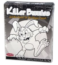 1x  Killer Bunnies: Twilight White: Booster Deck: 2009 Edition