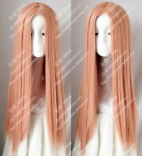 cosplay wig Digimon Adventure TACHIKAWA MIMI 24'' Pink long straight hair wig