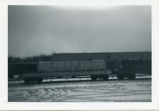 6A613 RP 1964 ALASKA RAILROAD WORK CAR OIL VAT CAR #X644 ANCHORAGE
