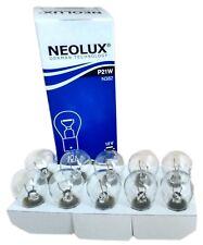 0,78€/Stk Neolux by OSRAM P21W 12V Premium Qualität 10er Set N382