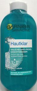 Garnier SkinActive Hautklar Anti-Pickel Gesichtswasser 200 ml
