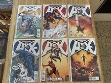 Avengers Vs X-Men #3 - #4, #7 - #9, #12 Variants by Ed Brubaker (2012, Marvel)