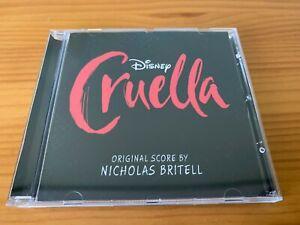 Cruella (Score) by Nicholas Britell
