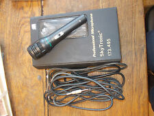 professional microphone Sky tronic 173.495