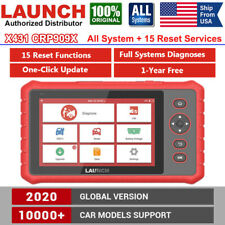 Launch CRP909X Car Wifi Diagnostic Scanner as MK808 All System Scan TPMS EPB SAS