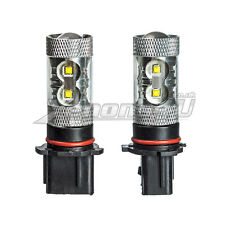P13W 50W CREE LED DRL Daytime Running Lights Sidelight Foglight Lamps Bulbs